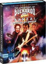 Les Aventures de Buckaroo Banzaï à travers la 8e dimension - MULTI VFF BluRay 1080p