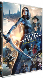 Alita : Battle Angel  - MULTi (Avec TRUEFRENCH) FULL DVD