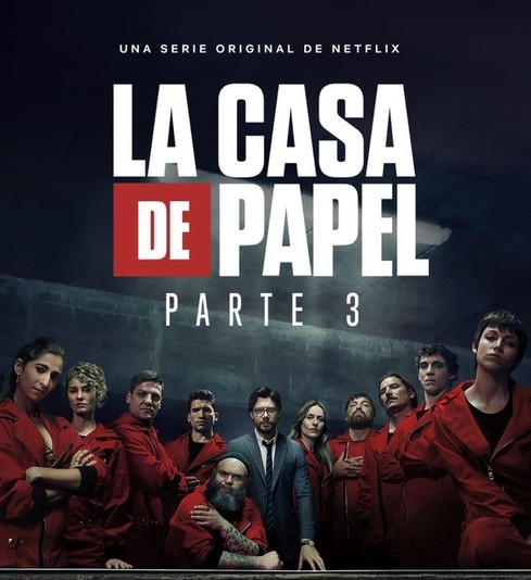 Manu Pilas-Bella Ciao (Música Original de la Serie La Casa de Papel / Money Heist) - Single