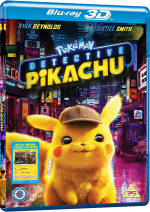 Pokémon Détective Pikachu  - MULTi (Avec TRUEFRENCH) FULL BLURAY 3D
