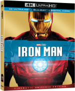 Iron Man - MULTi (Avec TRUEFRENCH) FULL UltraHD 4K