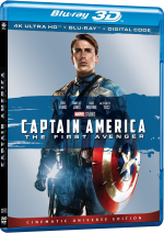 Captain America : First Avenger - MULTi (Avec TRUEFRENCH) FULL BLURAY 3D