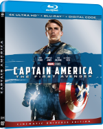 Captain America : First Avenger - MULTi (Avec TRUEFRENCH) FULL BLURAY
