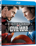 Captain America: Civil War - MULTi (Avec TRUEFRENCH) FULL BLURAY