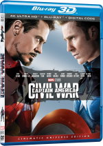 Captain America: Civil War - MULTi (Avec TRUEFRENCH) FULL BLURAY 3D