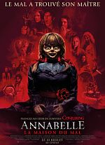 Annabelle – La Maison Du Mal - TRUEFRENCH HDRiP MD