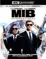 Men In Black: International - MULTI 4K UHD