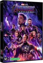 Avengers: Endgame  - MULTi (Avec TRUEFRENCH) FULL DVD