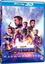 Avengers: Endgame  - MULTi (Avec TRUEFRENCH) FULL BLURAY 3D