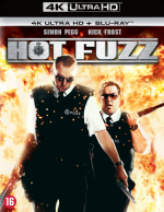 Hot Fuzz - MULTi (Avec TRUEFRENCH) 4K UHD
