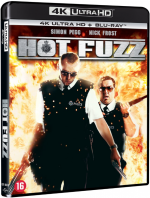Hot Fuzz - MULTI FULL UltraHD 4K