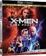 X-Men : Dark Phoenix  - MULTi (Avec TRUEFRENCH) FULL UltraHD 4K
