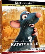 Ratatouille - MULTi FULL UltraHD 4K