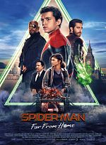 Spider-Man: Far From Home - TRUEFRENCH HDRiP MD