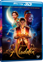 Aladdin  - MULTi (Avec TRUEFRENCH) FULL BLURAY 3D