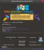 Windows KMS Activator Ultimate 2019 4.8
