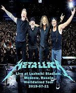 Musique - Metallica - Live in Moscow Russia 2019