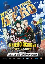 My Hero Academia : Two Heroes - FRENCH BDRip