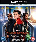 Spider-Man: Far From Home - MULTi 4K UHD