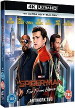 Spider-Man: Far From Home - MULTi FULL UltraHD 4K