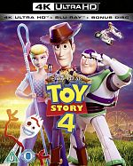 Toy Story 4  - MULTi (Avec TRUEFRENCH) 4K UHD