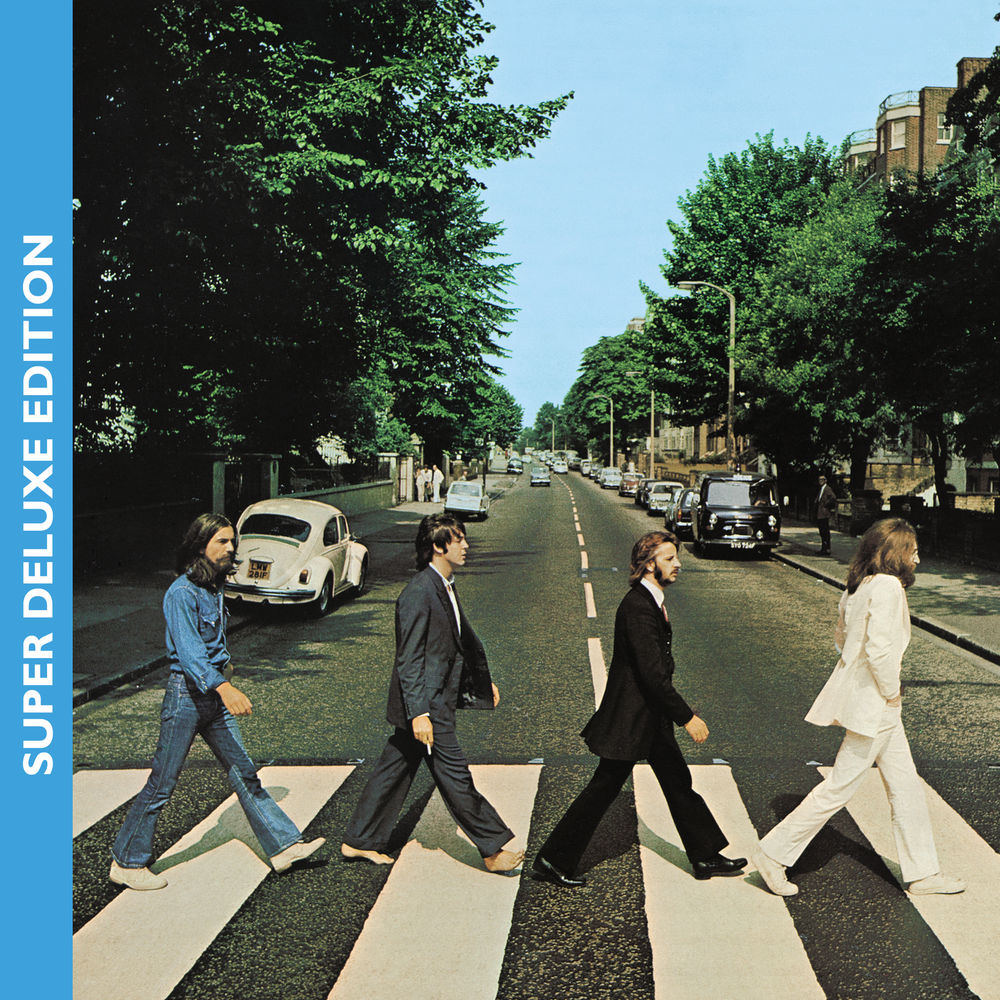 The Beatles-Abbey Road (Super Deluxe Edition)