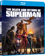 The Death and Return of Superman - MULTi FULL BLURAY