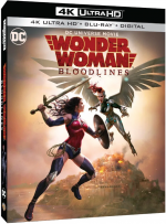 Wonder Woman: Bloodlines - MULTI FULL UltraHD 4K