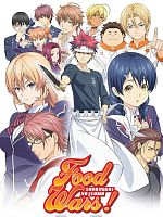 Food Wars - Saison 05 VOSTFR 720p