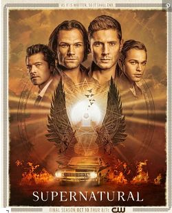 supernatural saison 15