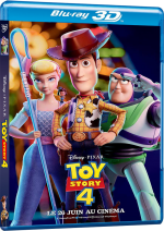Toy Story 4  - MULTi (Avec TRUEFRENCH) BluRay 1080p 3D