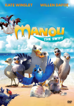 Manou, à l'école des goélands - FRENCH BDRip