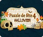 Puzzle de fete - halloween 4 - PC