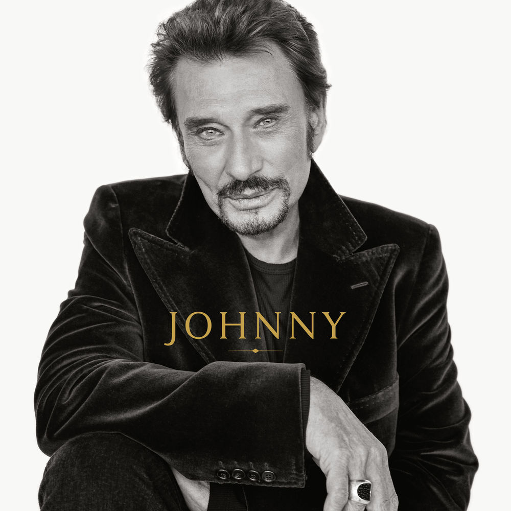 Johnny Hallyday-Johnny