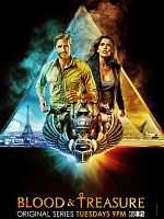 Blood and Treasure - Saison 01 FRENCH