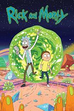Rick et Morty - Saison 04 FRENCH