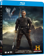 Vikings  - Saison 01 MULTi FULL BLURAY