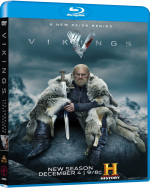 Vikings  - Saison 04 MULTi FULL BLURAY