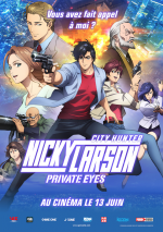 Nicky Larson Private Eyes - FRENCH BDRip