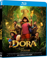 Dora et la Cité perdue - MULTi FULL BLURAY