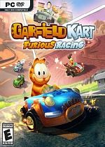 Garfield Kart: Furious Racing - PC DVD