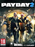 Payday 2 - PC DVD