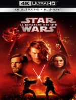 Star Wars : Episode III - La Revanche des Sith - MULTi (Avec TRUEFRENCH) WEB 4K