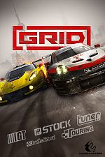 GRID Hot Hatch Showdown - PC DVD