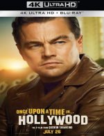 Once Upon a Time… in Hollywood  - MULTi (Avec TRUEFRENCH) 4K UHD