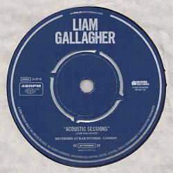 Liam Gallagher-Acoustic Sessions
