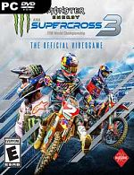 Monster Energy Supercross 3 - PC DVD