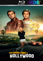 Once Upon a Time… in Hollywood - MULTi BluRay 1080p x265 HDR10