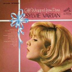 Sylvie Vartan-Gift Wrapped from Paris