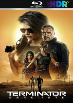 Terminator: Dark Fate - MULTi BluRay 1080p x265 HDR10